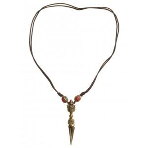 Halskette Birkhilt mit Talisman Phurpa