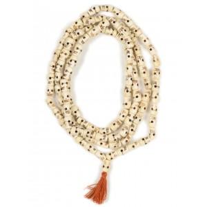 Halskette Pant mit Totenköpfen